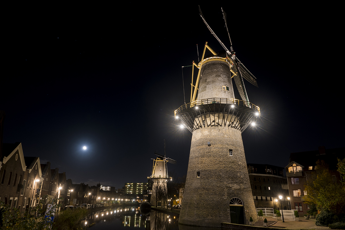 Rondje Schiedam
